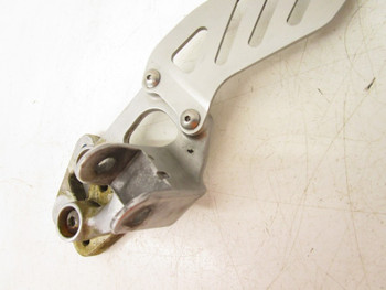 08 Suzuki GSXR 600  Left Main Peg Bracket 43521-01H00