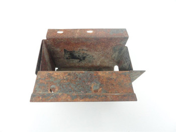 01 Arctic Cat 500 Auto 4x4  Battery Box Tray Metal 0406-537