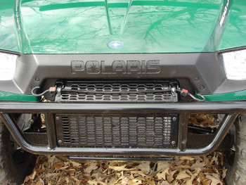 All Steel Complete Cab Enclosure System with Doors 2011-up Ranger 900 Diesel