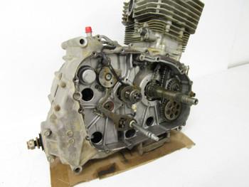 02 Suzuki LTF 400 2wd Manual Eiger  Motor Engine *Fresh Top End*