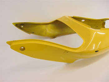 00 01 02 Kawasaki ZX6R ZX6 J Ninja 600  Rear Tail Section Fairing Body Cowl