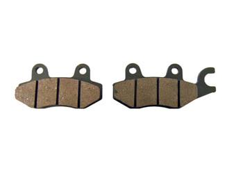 CRU Front Left Brake Pad for Kawasaki 14-17 KRF KRT 800 Teryx 800 4 ReplaceFA165