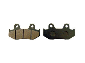 CRU BrakePads Front for UM 05-06 Powermax 150 XX 07-08 Matrix II 150 ReplacFA323