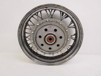 96 Kawasaki VN 1500 D Vulcan Classic #3  Rear Wheel Rim Spokes Hub 16 X 3.50