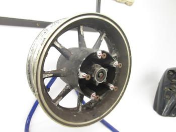 "2010 10 Kawasaki Vulcan 1700 Nomad  Rear Wheel Rim 16x4.5"" 41073-0687-18"