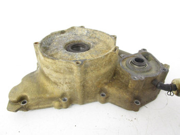 05 Kawasaki Brute Force 650 SRA  Left Ignition Cover Engine 14031-0030