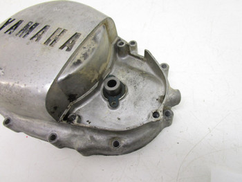74 Yamaha DT 250 #2  Right Side Engine Clutch Cover 438-15431-00-00
