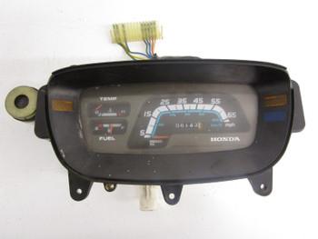87 Honda CH 150 Elite Scooter  Speedometer Gauge 6,144 Miles 37200-KV7-671
