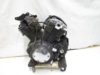 07 Yamaha XVS 1300 V Star used Engine Motor 15,404 miles *Ships Freight