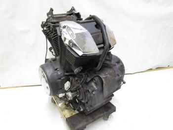 07 Yamaha XVS 1300 V Star  Engine Motor 15,404 miles *Ships Freight