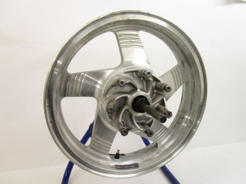 03 Kawasaki VN 1500 Vulcan Nomad FI  Front Wheel Rim 16x3.0 41073-1666-CX