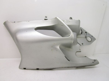 00 BMW K1200LT K 1200 LT ABS used Left Lower Fairing Body Panel Plastic