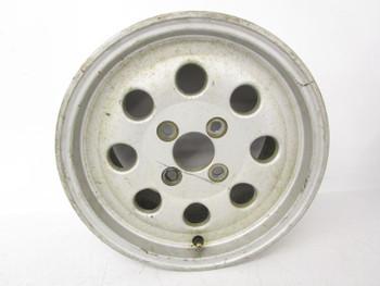 00 Suzuki LTA 500 F Quadmaster  Front Wheel Rim #1 55310-09F10-12Z