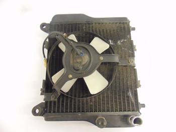 00 Kawasaki ZG 1000 Concours USED Engine Cooling Radiator w/ Fan