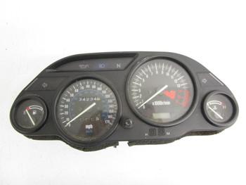 99 Kawasaki Ninja ZX6 E ZX 600 #2 used Speedometer Instrument Cluster 25005-1728
