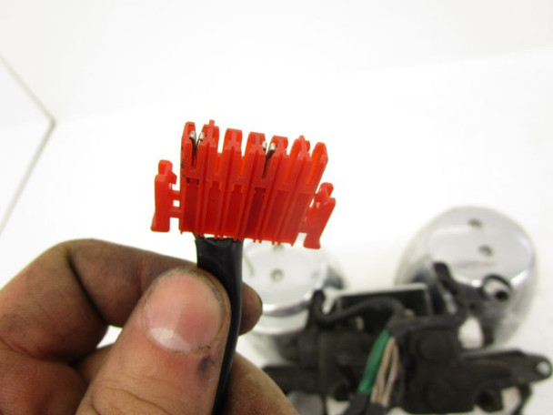 86 Honda VT 1100C Shadow  Speedometer Instrument Cluster Meter 37200-MG8-672