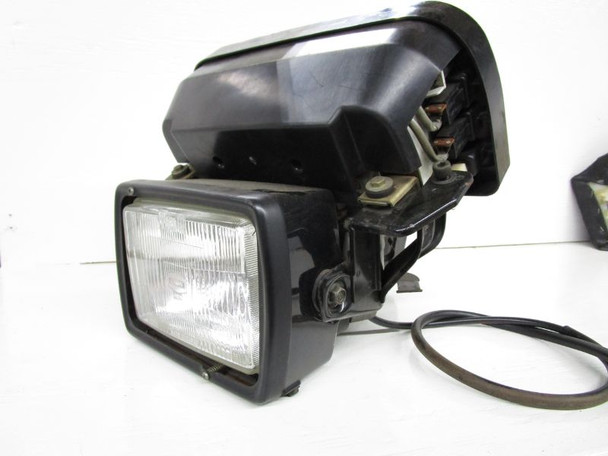 83 Yamaha XJ 650 L Seca Turbo  Speedometer Speedo Headlight 5k miles