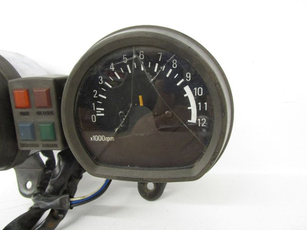 83 Yamaha Maxim XJ 750  Speedometer Gauges Speedo 20k