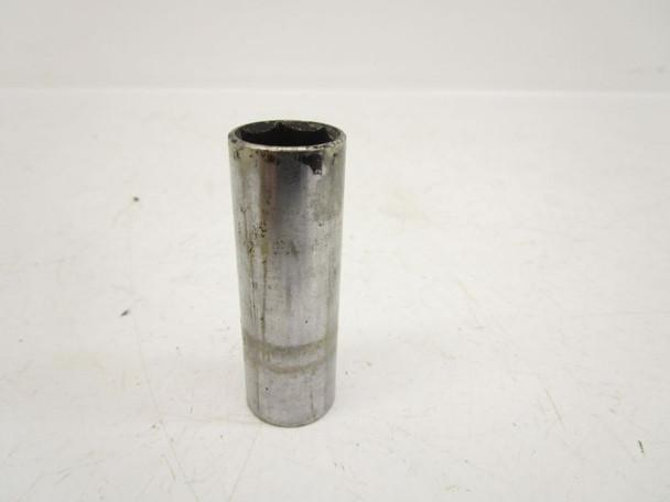 Cornwell T2222L 11/16 Deep Well 3/8 Drive Socket