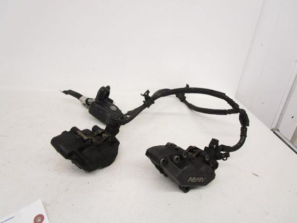 00 Honda CBR 600 F4 Front Brake Caliper Left Right Line Master Cylinder