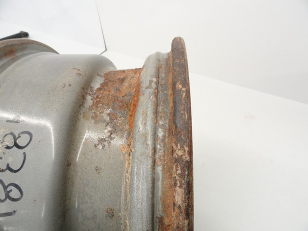 00 BombardierTraxter 500 4x4 7408 used Front Wheel Rim 12x6.5 705400010