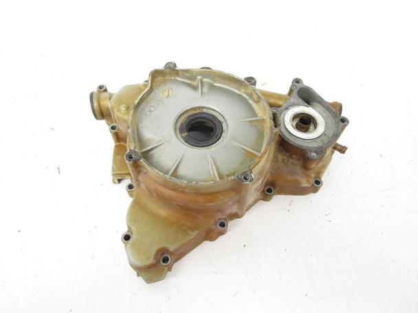 02 Kawasaki KVF 650 Prairie Stator Generator Cover 14031-1374 2002