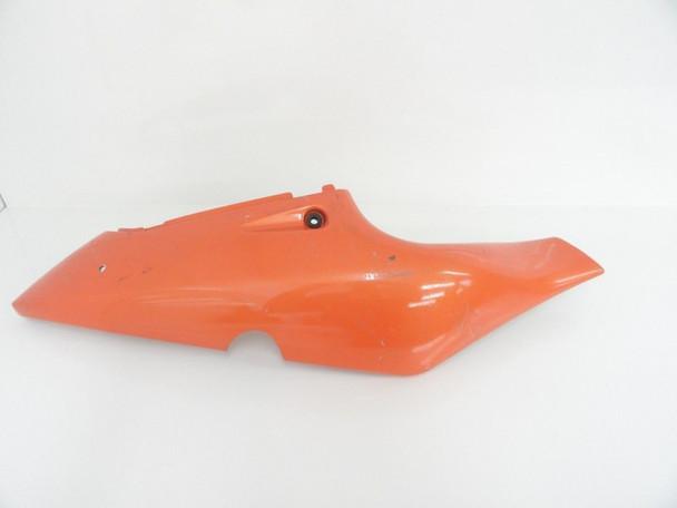 96 00 Suzuki GSXR 600 750 used Right Tail Plastic Body Cowl Fairing