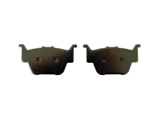 CRU Products Rear Brake Pad fits Honda 2009-15 Rancher 420 TRX420 Replaces FA373