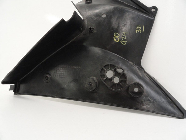 00 01 Honda CBR 929RR 929 RR  Right Inner Fairing Cowl Panel 64325-MCJ-000ZA
