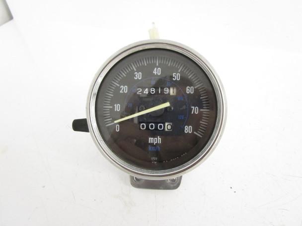 05 Kawasaki BN 125 Eliminator  Speedometer Trip *24,819 Miles* 25005-1727