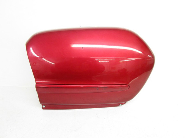 03 Honda GL 1800 A Goldwing ABS used Right Saddlebag Lid Cover 81221-MCA-000ZJ