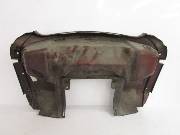 00 BMW K1200LT K 1200 LT ABS used Center Saddlebag Trim Panel Plastic