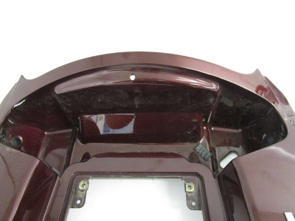 00 BMW K1200LT K 1200 LT ABS  Center Saddlebag Trim Panel Plastic