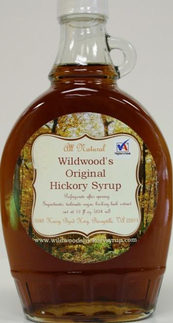 original hickory syrup 12 fl oz