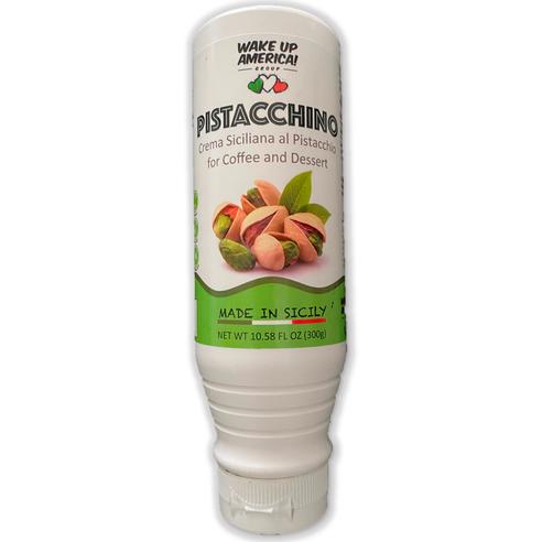 Crema al Pistacchio, Pistachio Cream Topping, Pistacchino, Sicily (0.66 lb)