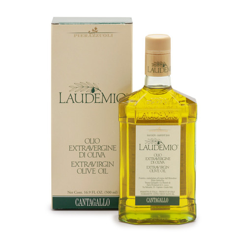 Extra Virgin Olive Oil Laudemio Toscana Italy 16.9 oz.
