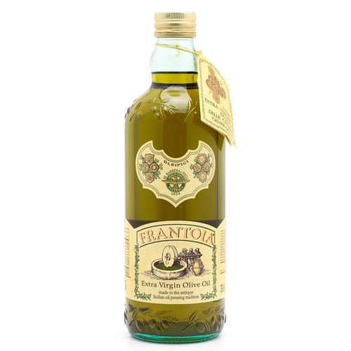 Extra Virgin Olive Oil, Olio Extravergine Di Oliva, Frantoia, Sicily, 33.8 oz (1 l)