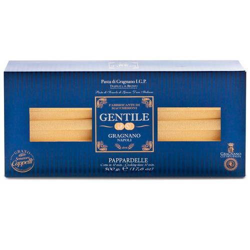 Pasta Papardelle Di Gragnano IPG , Gentile, Napoli, 1.1 lb (500 g)