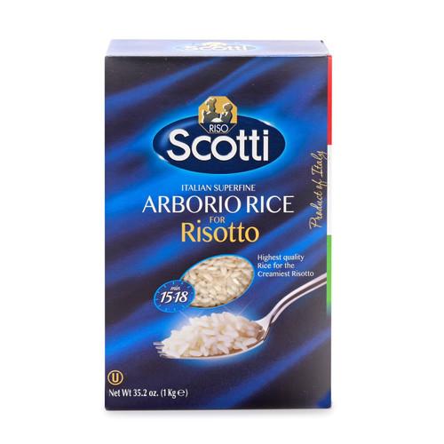 Arborio Rice For Risotto Scotti