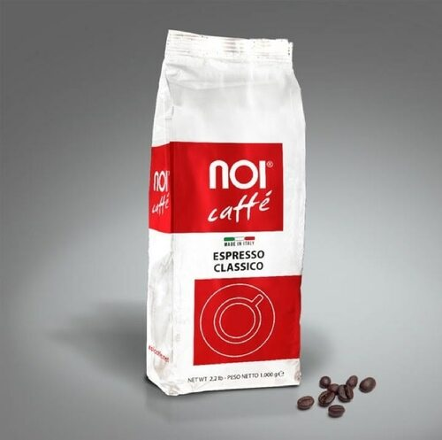 Espresso Coffee Bean, Napoli, Italy, Noi Caffe (2.2lbs)