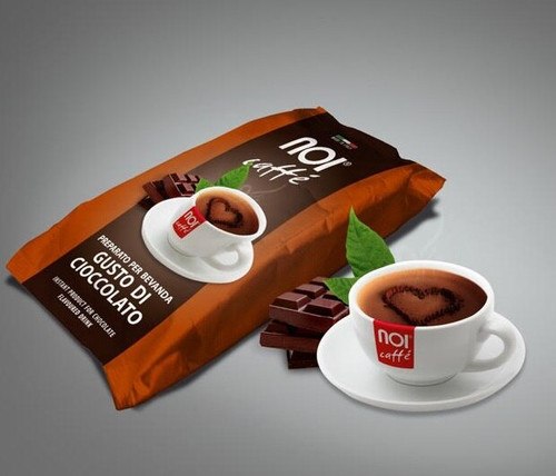 Instant Chocolate, Napoli, Italy, Noi Caffe (2.2lbs)