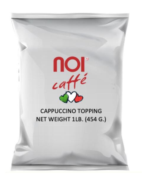 Cappuccino Topping, Napoli, Italy, Noi Caffe  (1lb)