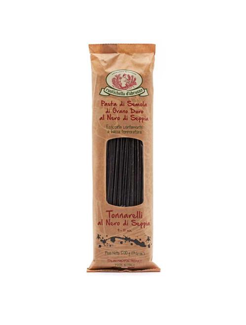 Ink Squid Spaghetti, Rustichella, 1.1 lb