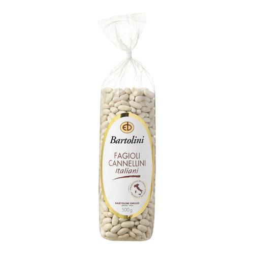 Beans, Fagioli Cannelini, Bartolli, Arrone, Italy, 1.1lb (500gr)