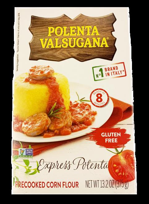 Polenta Instant, Valsugana, Italy, 13.2 oz.