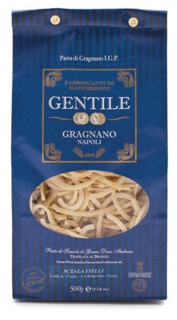 Pasta Scialatielli, Gentile, Gragnano-Napoli, 1.1 lb (500g)