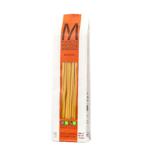 Pasta Bucatini, Mancini,  Le Marche-Italy, 1.1 lb (500 g)