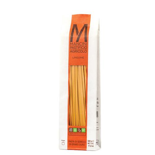 Pasta Linguine,  Mancini,  Le Marche-Italy, 1.1 lb (500 g)