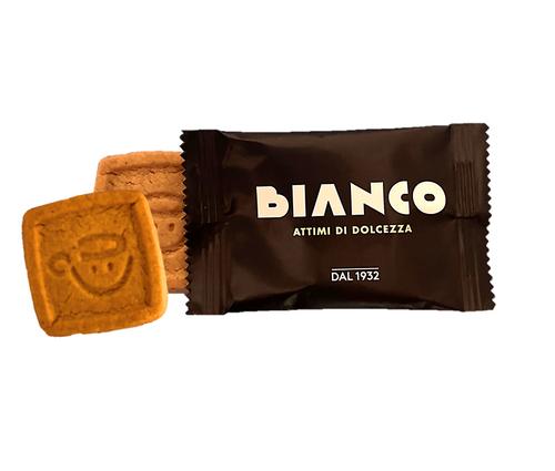 Biscotti Ciao Caramel, Napoli, Italy, Bianco Attimi di Caffe (250 units)