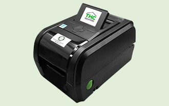 Compact THC Label printer Durability and reliability